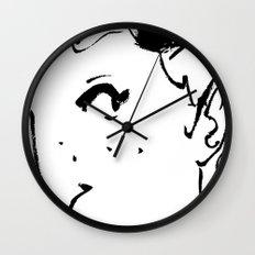 Ink eye Wall Clock