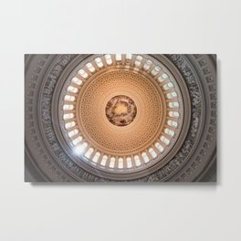 The Apotheosis of Washington - Washington DC Metal Print