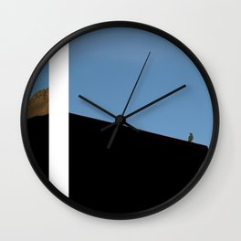 End of the Horizon Wall Clock