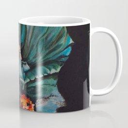 Remembrance - Blue Poppy Himalayan Flower Coffee Mug