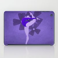 indigo iPad Cases featuring Indigo by daniellepioli