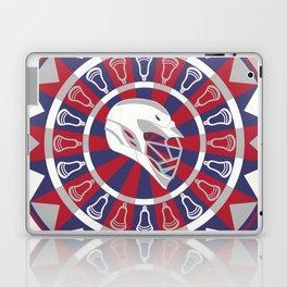 Lacrosse Shakey Dartboard Laptop & iPad Skin