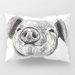 Baby Animals - Pig Pillow Sham