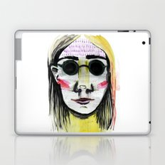 Head Shot #4 Laptop & iPad Skin