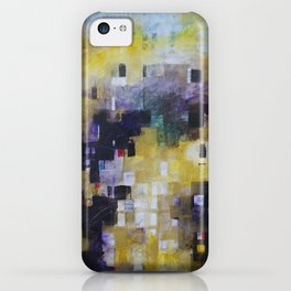 urban landscape 9 iPhone Case