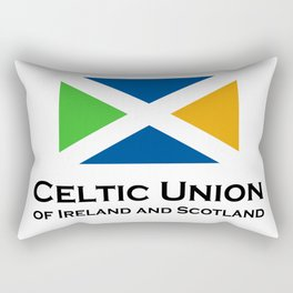 Celtic Union Rectangular Pillow