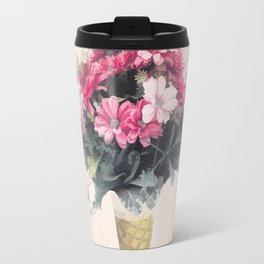 Flowers cornet Travel Mug