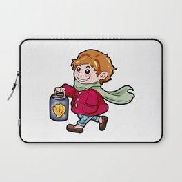 Sankt Martin Kid Lantern Christ present gift Laptop Sleeve