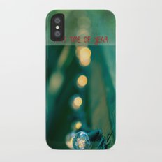 That Time of Year II iPhone X Slim Case