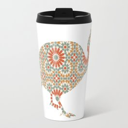 TURKEY SILHOUETTE WITH PATTERN Travel Mug