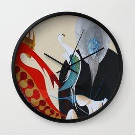The Mentor (1981) Wall Clock