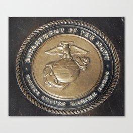 United States Marine Corps Canvas Print