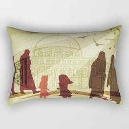 Jerusalem 3 Rectangular Pillow