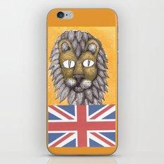 British Lion iPhone & iPod Skin