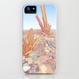 Merci pour tout iPhone Case