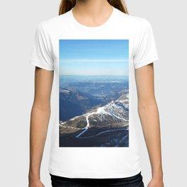 Jungfrau-Alestch and Beyond T-shirt