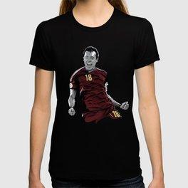 Juan Arango Vinotinto - Trinchera Creativa T-shirt