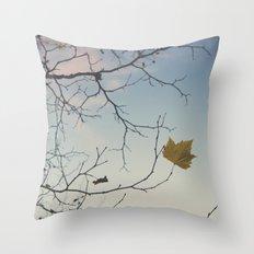 October sky Throw Pillow