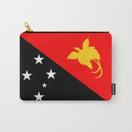 Papua New Guinea country flag Carry-All Pouch