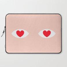 EYES 4 U ONLY Laptop Sleeve
