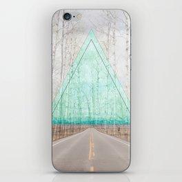 road-trip iPhone Skin