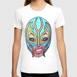 Lucha Libre Lady T-shirt