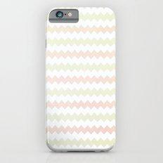 Flannelette Chevron Design Slim Case iPhone 6s
