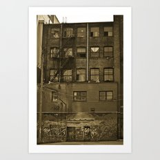 woodwards Art Print