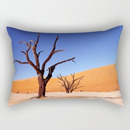 Dead Vlei Namibia III Rectangular Pillow