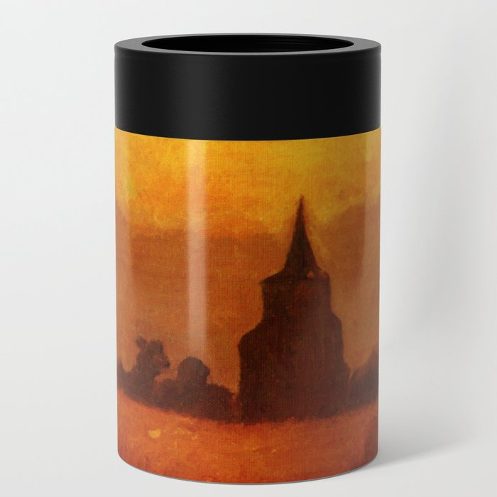 Vincent Van Gogh The Old Tower In The Fields Can Cooler