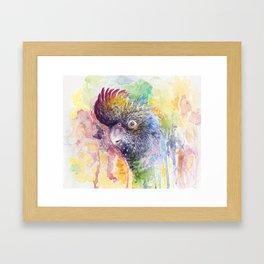 Colors of Life Framed Art Print