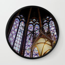 La Sainte-Chapelle. Wall Clock