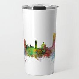 Cardiff Wales Skyline Travel Mug