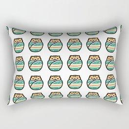 breezy kokeshi Rectangular Pillow