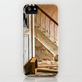 Lost Places iPhone Case