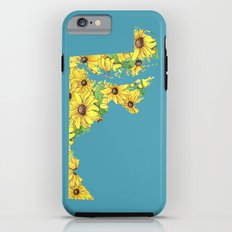 Maryland in Flowers Tough Case iPhone 6