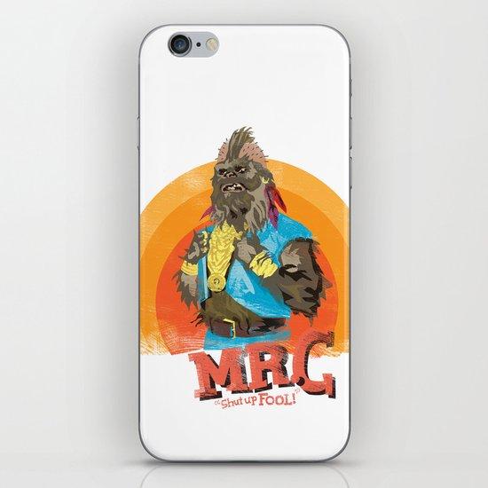 Mr.C iPhone & iPod Skin