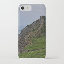 St Catherine's Tor Torridge Devon iPhone Case