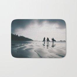 Tofino surfers Bath Mat