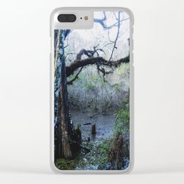 southern Clear iPhone Case