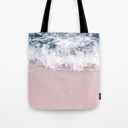 Ocean Beauty Dream - Crashing Waves #2 #wall #decor #art #society6 Tote Bag