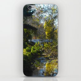 Quiet above the water. 2012 iPhone Skin