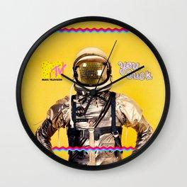 80's Wall Clock