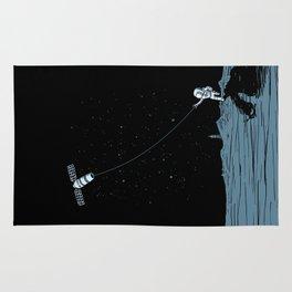Satellite Kite Rug