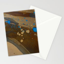 joelarmstrong_rust&gold_072 Stationery Cards