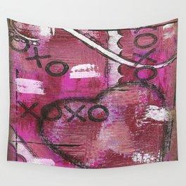 XOXO Wall Tapestry