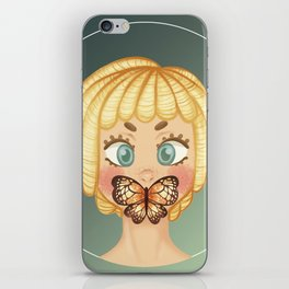 Goldilocks iPhone Skin