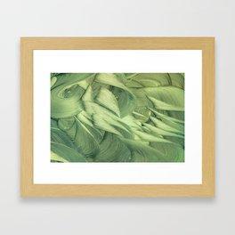 Lady of Heaven Framed Art Print