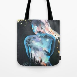 The Feeling of Being Tote Bag