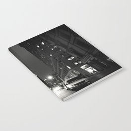New York City at Night Notebook